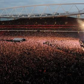 Attend a Stadium concert - Bucket List Ideas