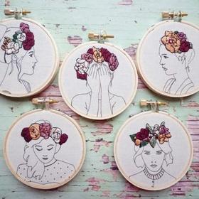 Start embroidery - Bucket List Ideas