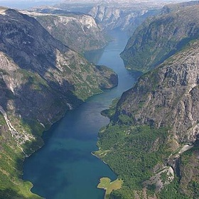Marvel at the enormous Norwegian Sognefjord - Bucket List Ideas