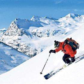 Ski in the Alps - Bucket List Ideas