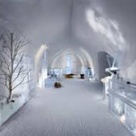 Visit an Ice Hotel - Bucket List Ideas