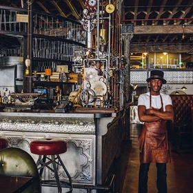 Visit the Truth Cafe, Cape Town, South Africa - Bucket List Ideas