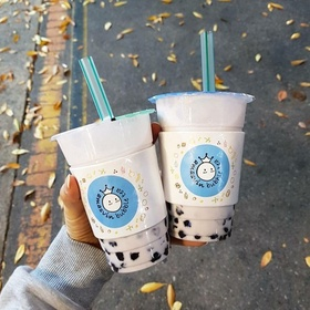 Drink Bubble Tea - Bucket List Ideas