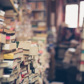 Read All Of My Unread Books - Bucket List Ideas