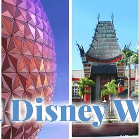 Visit all 5 Disney theme parks around the world - Bucket List Ideas