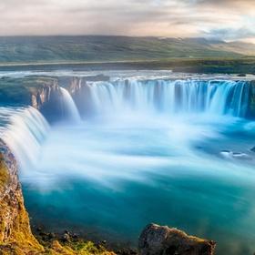 Visit Gooafoss Waterfall, Iceland - Bucket List Ideas