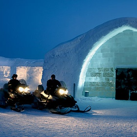 Stay at the Icehotel in Sweden - Bucket List Ideas