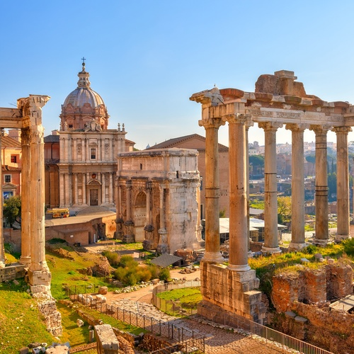 Visiter Rome - Bucket List Ideas