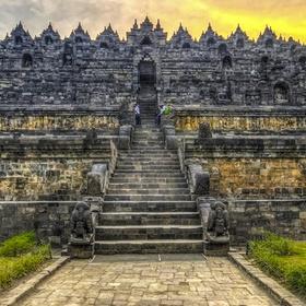 Visit Borobudur Temple, Indonesia - Bucket List Ideas