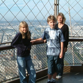 Climb the Eiffel Tower - Bucket List Ideas