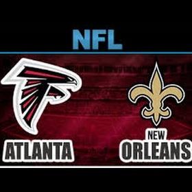 Falcons VS Saints Live Sports NFL - Bucket List Ideas