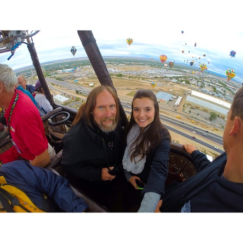 Hot air ballooning - Bucket List Ideas