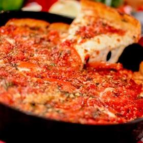 Eat an Iconic State Food - Illinois (Deep Dish Pizza) - Bucket List Ideas