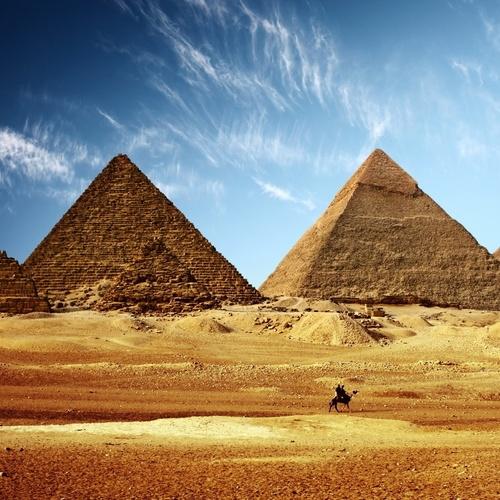 Visit Egypt - Bucket List Ideas