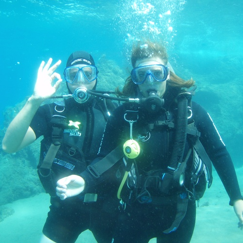 Go scubadiving - Bucket List Ideas
