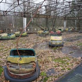 Visit Chernobyl - Bucket List Ideas