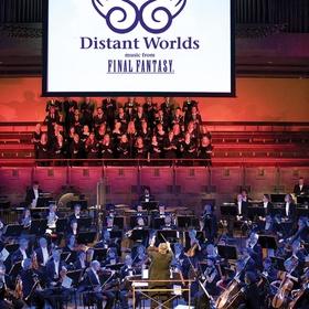 Go to a Distant Worlds: Final Fantasy concert - Bucket List Ideas