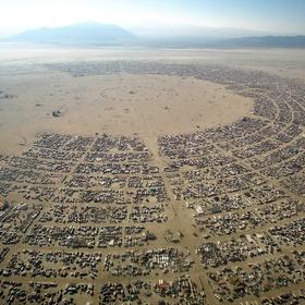 Go to the Burning Man festival - Bucket List Ideas