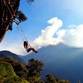 Visit La Casa de Arbol in Ecuador - Bucket List Ideas
