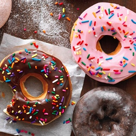 Eat Donuts - Bucket List Ideas