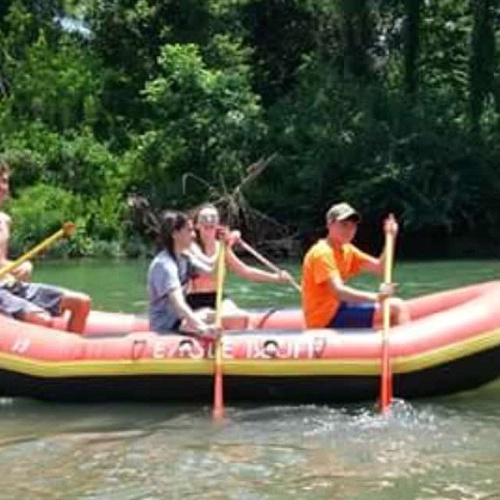 Go Rafting - Bucket List Ideas