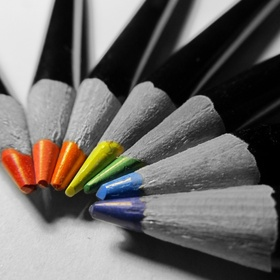 Complete an adult colouring book - Bucket List Ideas
