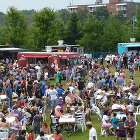 Attend Toronto's Annual Food Truck Festival - Bucket List Ideas