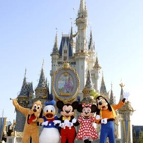 Go to Disney World - Bucket List Ideas