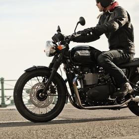Own a triumph motorcycle - Bucket List Ideas