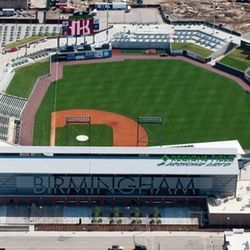 Catch a game at Regions Field - Bucket List Ideas