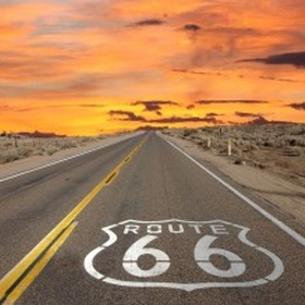 Drive on Route 66 - Bucket List Ideas