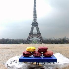 Eat macaroons from laduree in paris - Bucket List Ideas