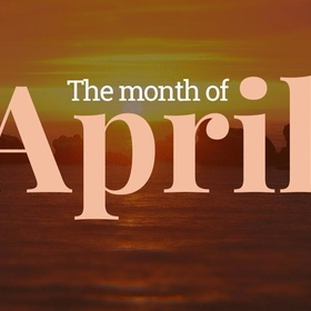 Celebrate the National Days of April - Bucket List Ideas