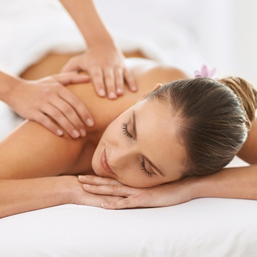 Have a back massage - Bucket List Ideas