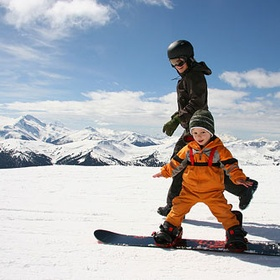Take Another Snowboard Lesson - Bucket List Ideas