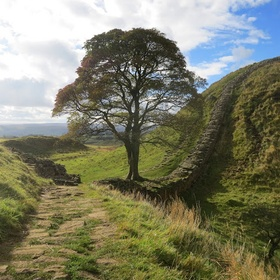 Hike Hadrian's Wall trail from coast to coast - Bucket List Ideas