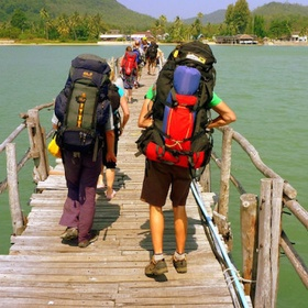 Go Backpacking in Asia - Bucket List Ideas