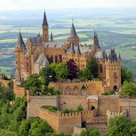 Visit Hohenzollern Castle, Germany - Bucket List Ideas