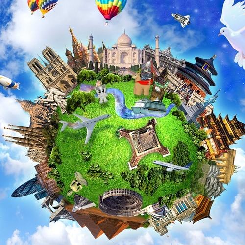 Travel The World With Google Earth - Bucket List Ideas