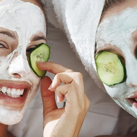 Create A Natural Face Mask - Bucket List Ideas