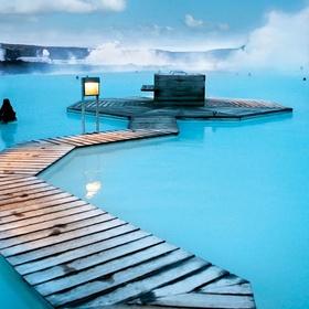 Experience: Bathe in the Blue Lagoon Geothermal Spa - Bucket List Ideas