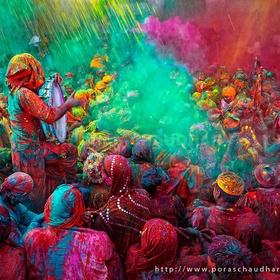 Go to the Holi Festival - Bucket List Ideas