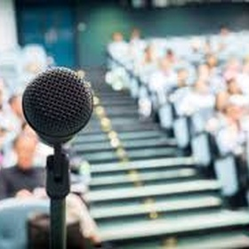 Be a Conference Speaker at a Childhood Obesity Event - Bucket List Ideas
