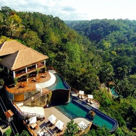 Rent a villa with an infinity pool and jungle view - Bucket List Ideas