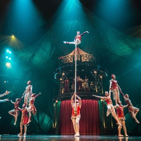 Watch cirque du soleil - Bucket List Ideas