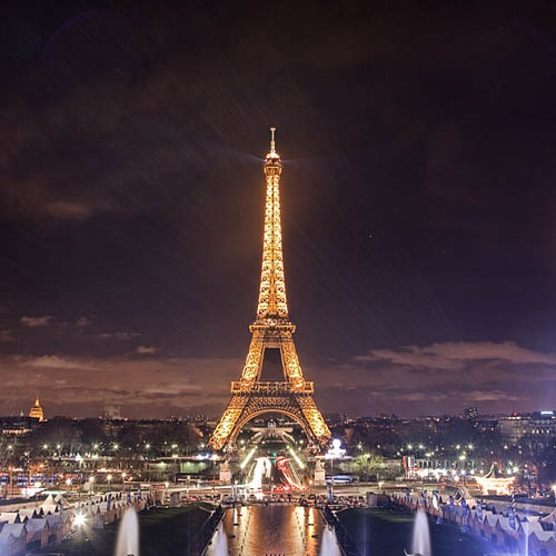 Bucketlist » Climb The Eiffel Tower (Official Bucket List
