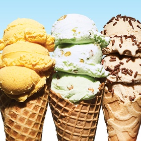 Try 100 Different Flavors of Ice Cream - Bucket List Ideas