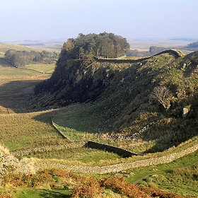 Walk the length of Hadrian's Wall - Bucket List Ideas
