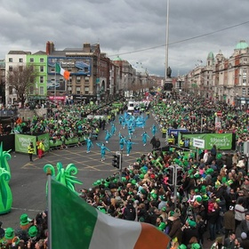Spend st Patrick's day in Dublin - Bucket List Ideas