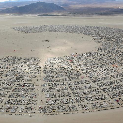 Go to the Burningman Festival - Bucket List Ideas